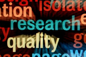 Writing high-quality blogs with good research